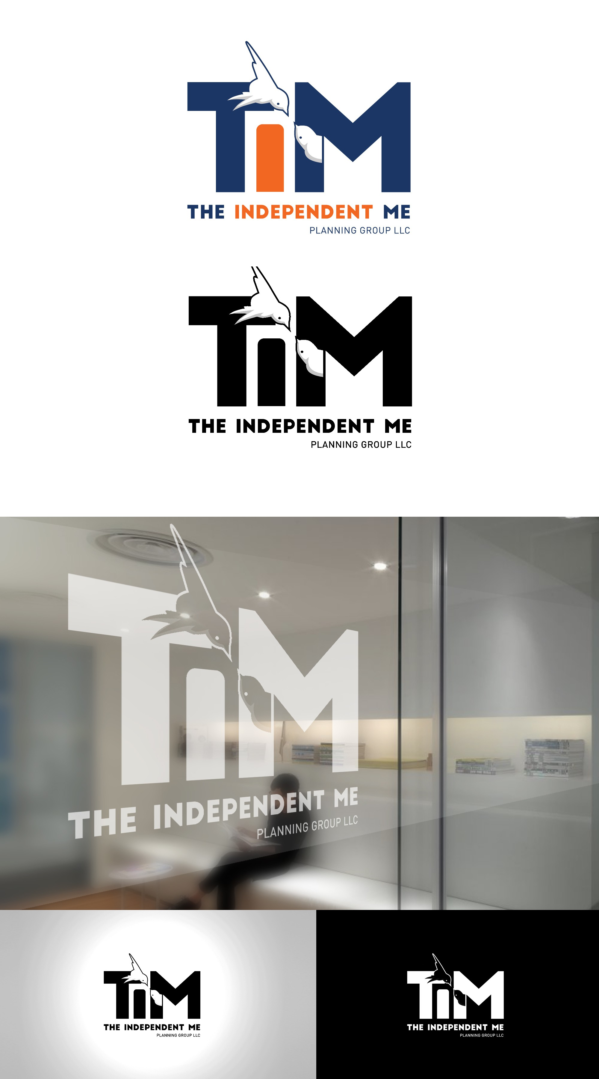 Who is T.I.M.? Design the winning logo for what or who T.I.M. will become.