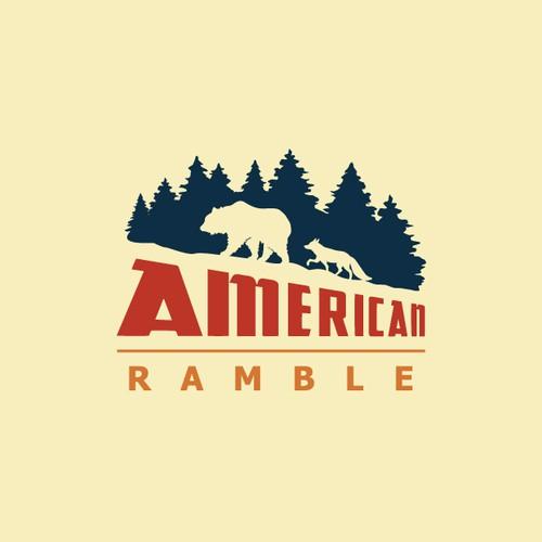 American Ramble Logo