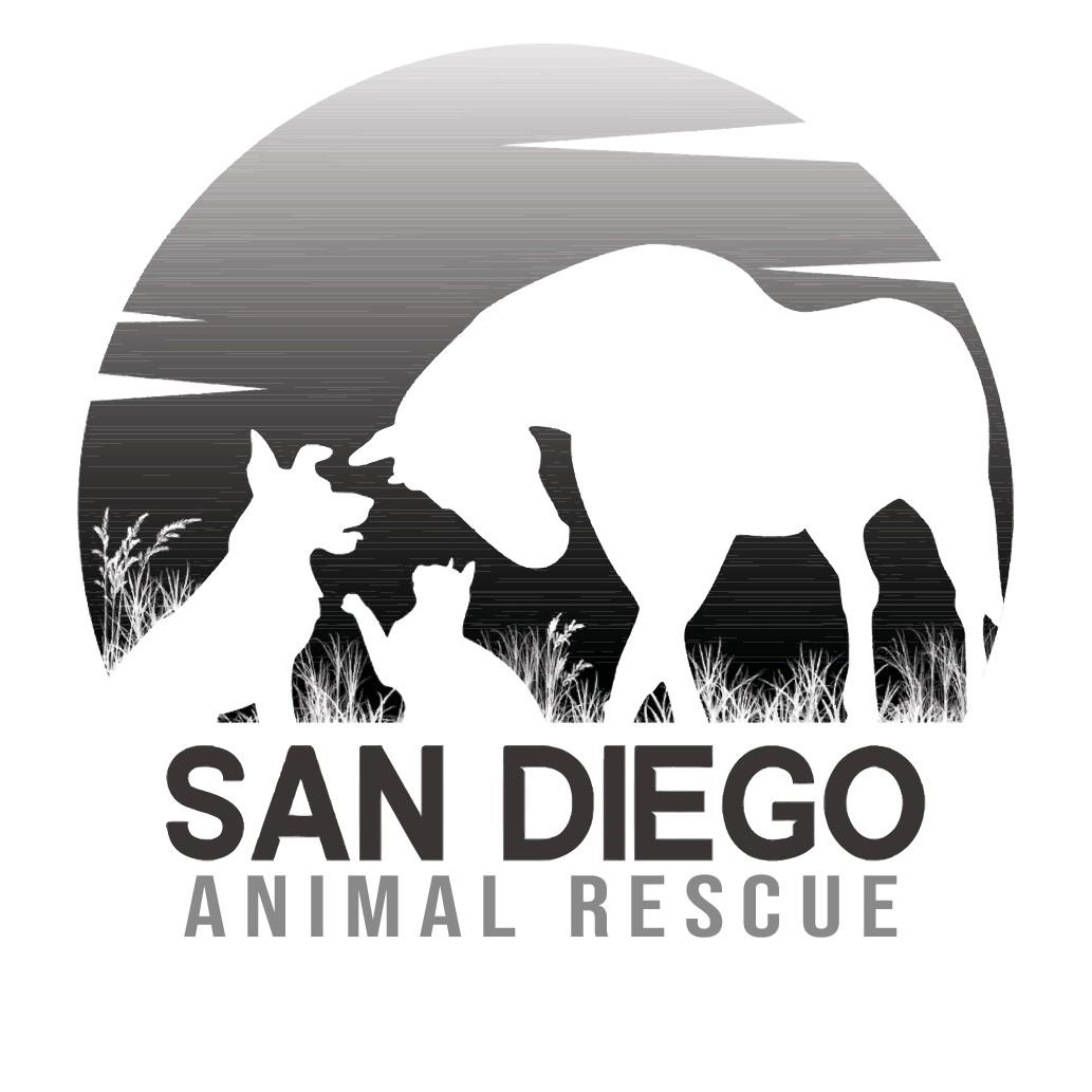 San Diego Animal Rescue Logo