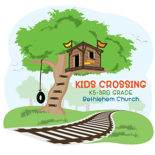 Kids' Ministry Logo