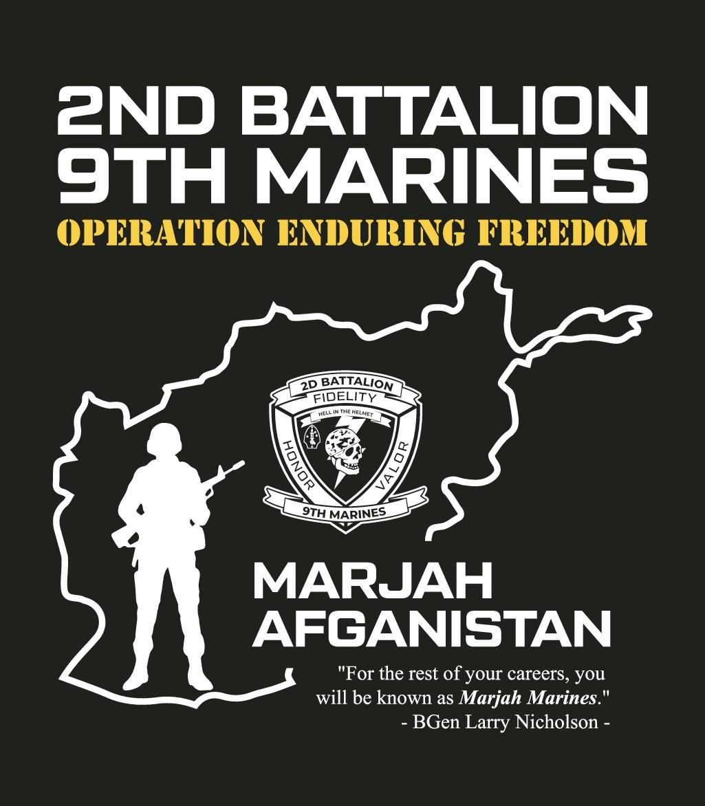 Marines Memorial Shirt