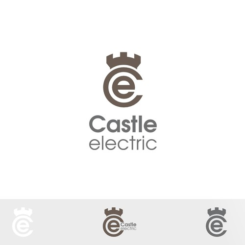 Castle for electric company