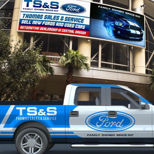 TS&S FORD