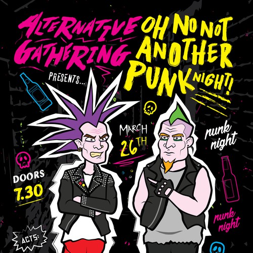 Not Another Punk Night