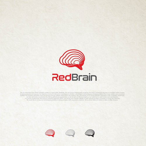Branding pack for online retail giant