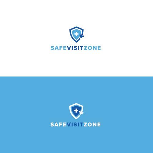 SafeVisitZone Logo