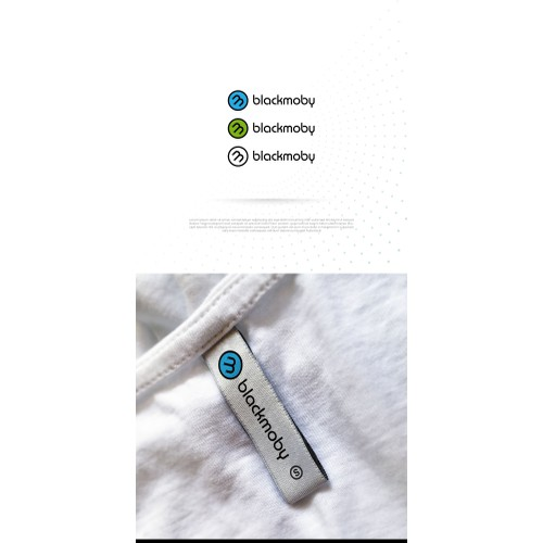Minimalist Sleepwear Logo Design