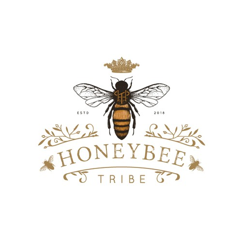 Logo for Honeybee Tribe