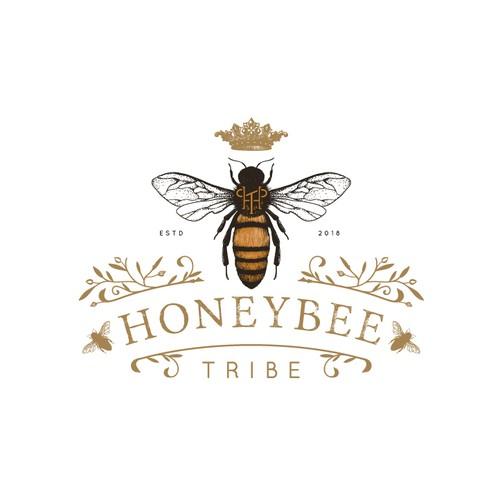 Logo for Honeybee Tribe