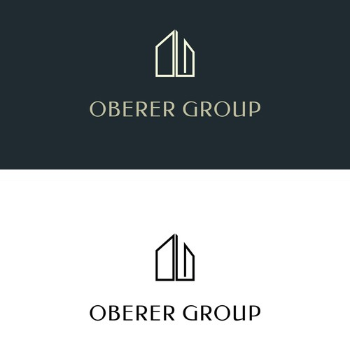 Create a distiguished, simple and memorable logo using the initials OG with the name OBERER GROUP