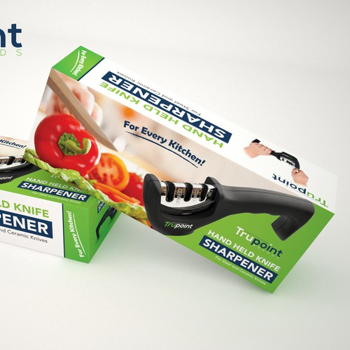 Packaging for TruPoint Brands