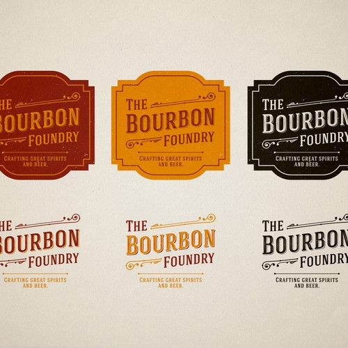 Craft a great image for a old style bourbon distiller.