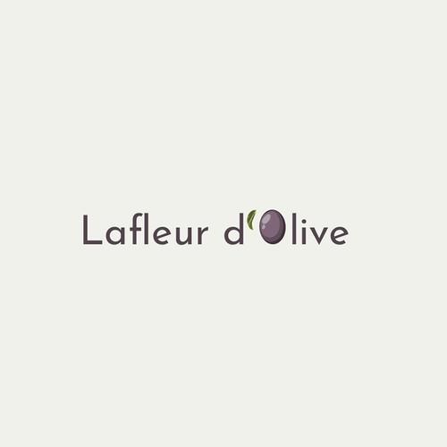 Lafleur d'Olive logo design