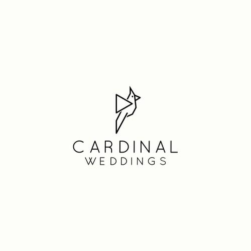 Logo concept for Wedding Videos Company.