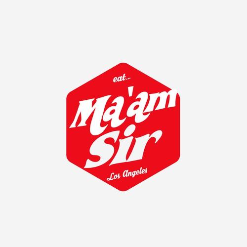 A logo for a Modern Filipino restaurant