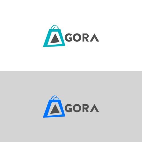 Logo for an e-commerce company