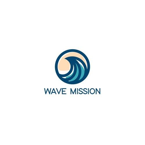 Wave Mission Logo