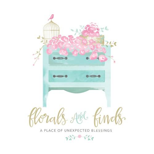 florals & finds