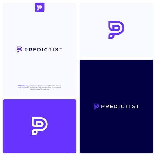 Letter P Logo Concept