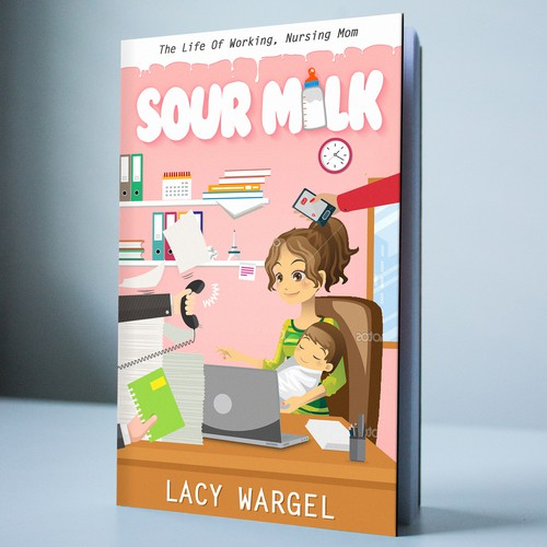 Sour Milk Book Cover