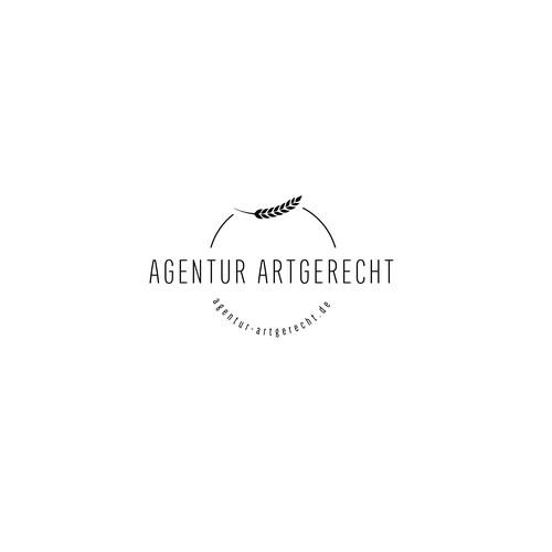 Logodesign AGENTUR ARTGERECHT agentur-artgerecht.de