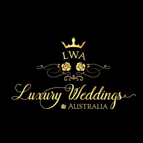Logo concept for Wedding company