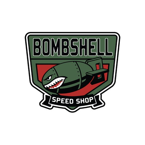 Bombshell Speed Shop