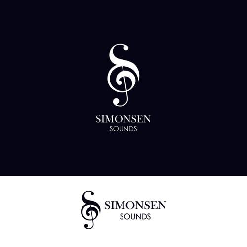 logo from music studio