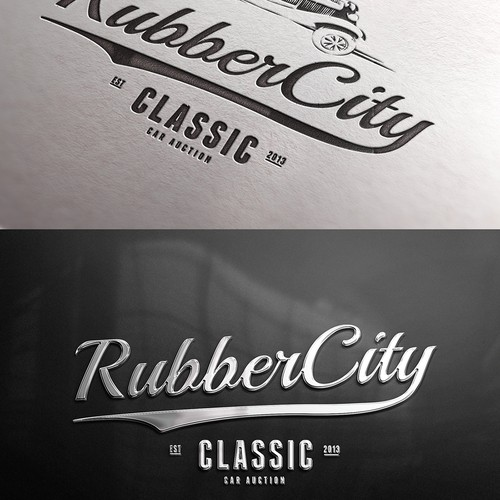 Rubber City Classic needs a new logo