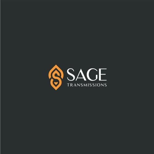 Sage Transmissions Logo