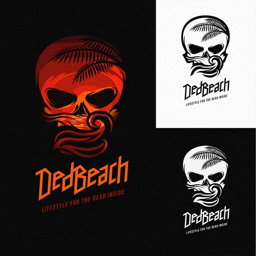DedBeach logo
