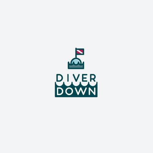 Logo for newly established internet company.