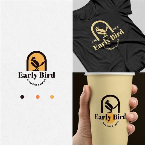 Logo concept for Early Bird