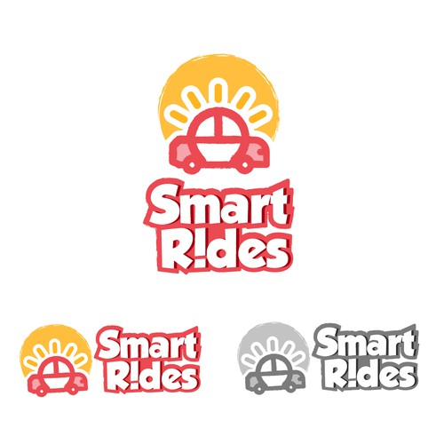 Logo for KIDS Driving Service