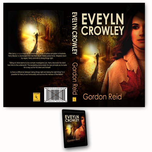 cover for crime mystery
