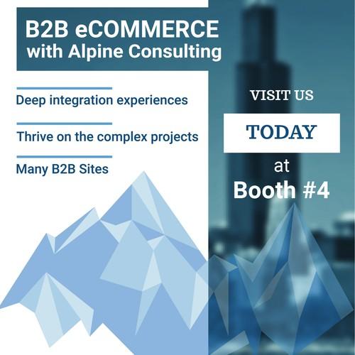 Alpine Imagine Print Ad