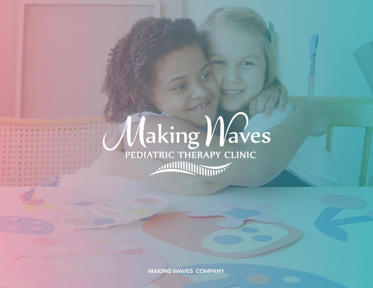 Logo Design Update for Making Waves