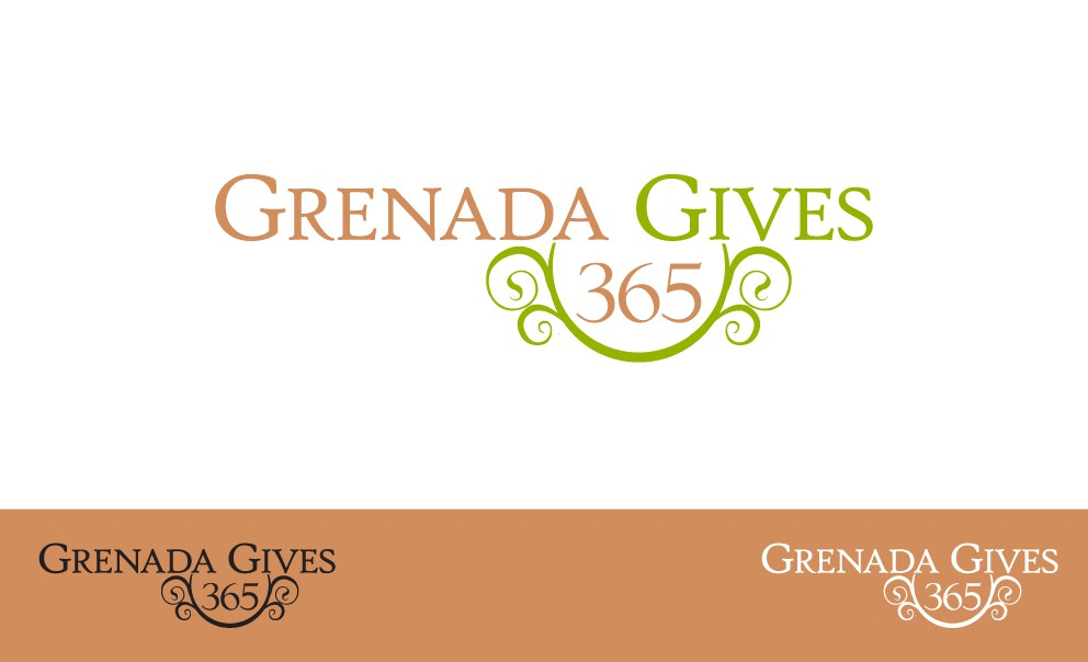 Grenada Gives 365 needs a new logo