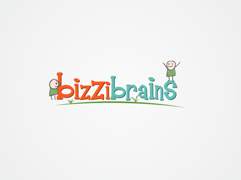 logo for BizziBrains