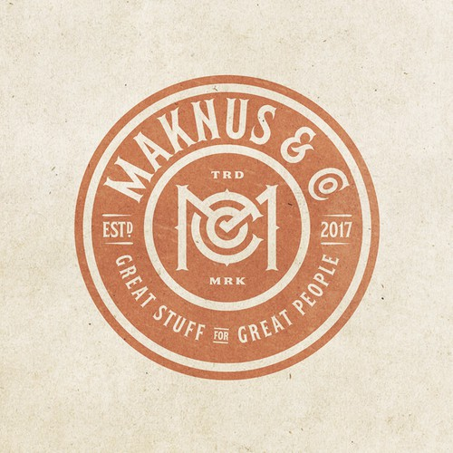 ► Design a catchy LOGO for home, kitchen and gourmet brand maknus & co ◄