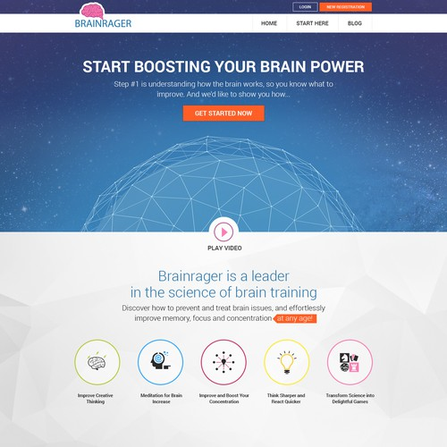 Boosting Brain
