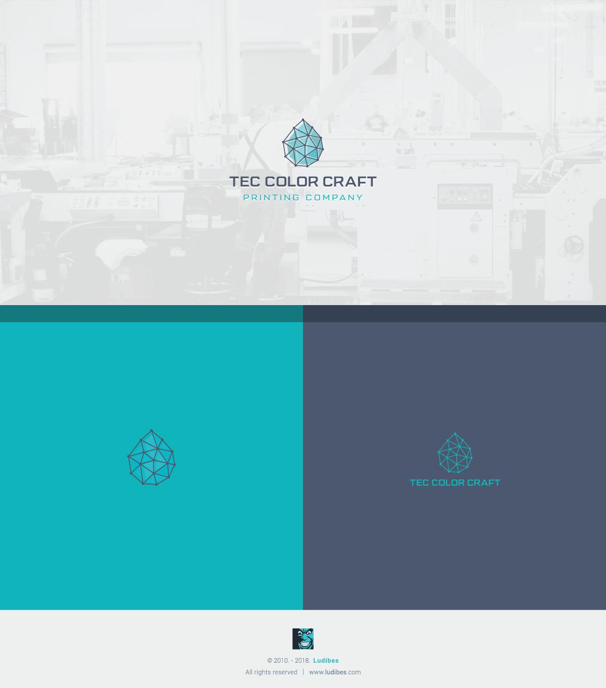 Tec Color Craft 2018 Branding
