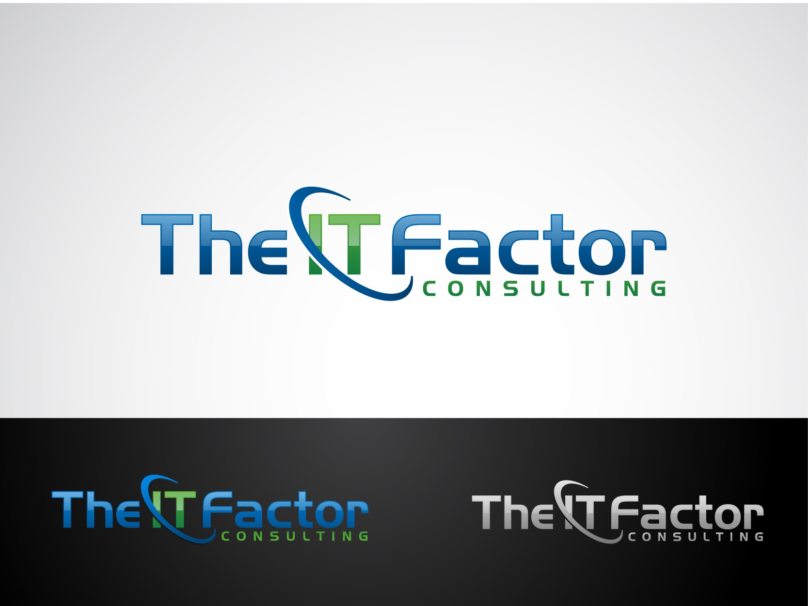The IT Factor Consulting needs a new logo