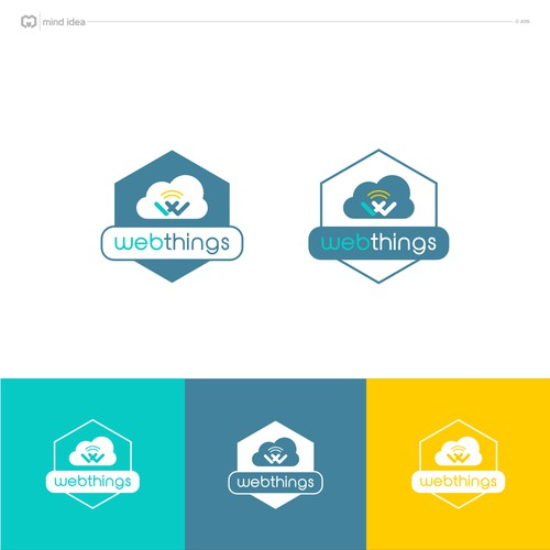 Logo for startup Internet of Things technology company
