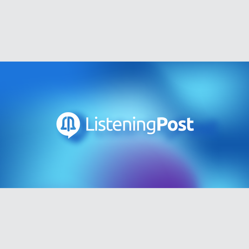 Logo for communications startup Listening Post