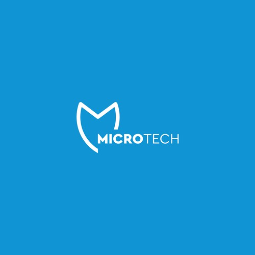 Microtech logo for contest