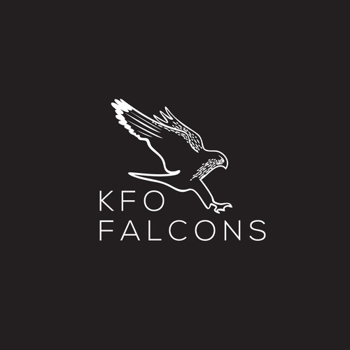 Logo for Falcons breeding farm