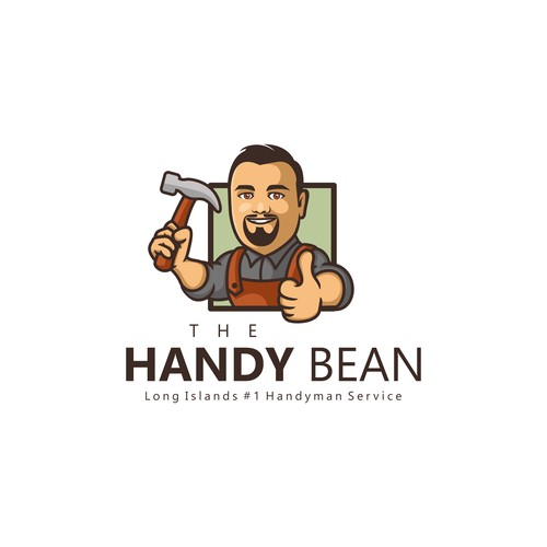 Handy Bean Logo WInner