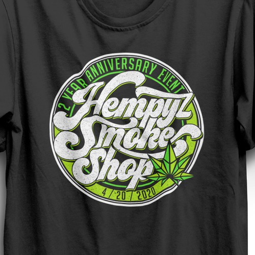 cannabis tshirt design