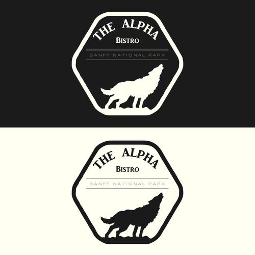Alpha Bistro Logo
